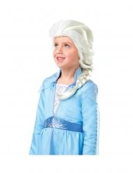 Peruca Elsa Frozen 2™ menina