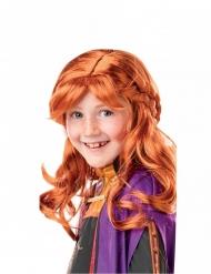 Peruca Anna Frozen 2™ menina