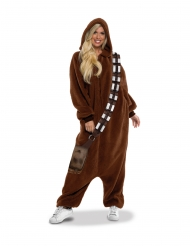 Disfarce macacão Star Wars Chewbacca™ adulto