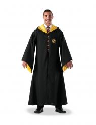 Réplica luxo túnica de bruxo Lufa-lufa™ adulto