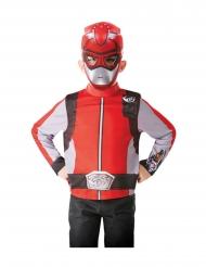 Top e máscara Power Rangers™ criança