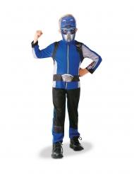 Disfarce clássico Power Rangers™ azul criança