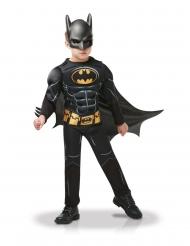 Disfarce com máscara Batman™ luxo menino