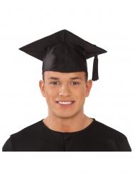 Chapéu jovem estudante adulto