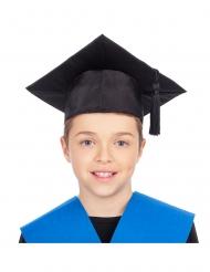Chapéu jovem estudante criança