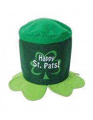 Chapéu trevos Happy Saint Patrick