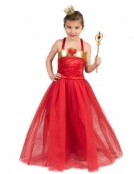 Disfarce princesa de copas criança