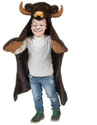 Capa bisonte criança
