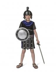 Disfarce túnica guerreiro romano menino