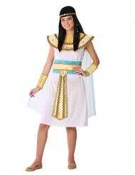 Disfarce rainha do Egito adolescente