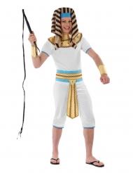 Disfarce rei do Egito adolescente