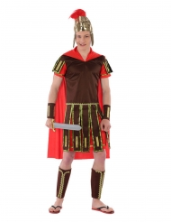 Disfarce de guerreiro romano adolescente