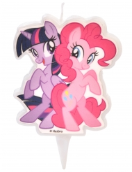 Vela My Little Pony™ Twilight Sparkle e Pinkie Pie 6.5 cm