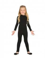 Macacão comprido preto criança