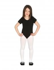 Body mangas curtas preto criança
