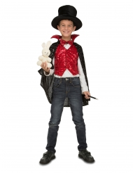 Kit disfarce com acessórios mágico criança