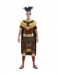 Disfarce Asteca homem