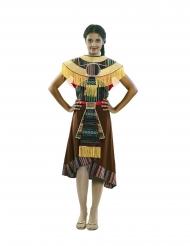 Disfarce Asteca mulher