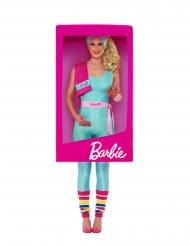 Disfarce caixa de Barbie™ 3D mulher