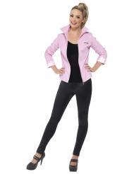 Casaco luxo Pink Ladies Grease™ mulher