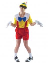 Disfarce marioneta homem