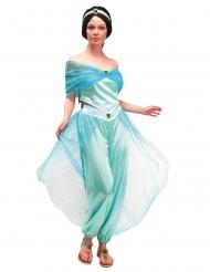 Disfarce princesa oriental mulher