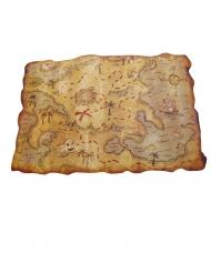 Mapa de plástico pirata 29 x 45 cm