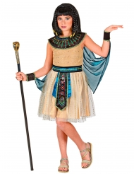 Disfarce vestido rainha egípcia menina