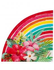 20 guardanapos papel Aloha 33 cm