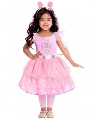 Disfarce princesa Peppa Pig™ menina