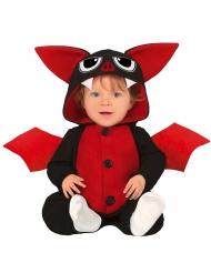 Disfarce pequeno morcego bebé