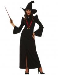 Disfarce professora de magia mulher
