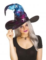 Chapéu de bruxa cósmico adulto