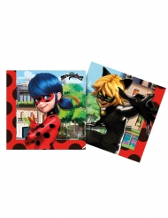 20 Guardanapos de papel compostavel Ladybug™