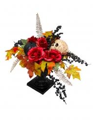 Centro de mesa flores Dia de los Muertos 16 x 47 cm