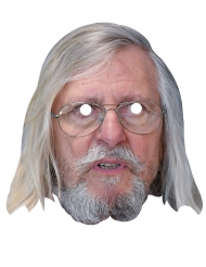 Máscara cartão Dr Raoult