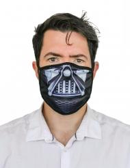 Máscara facial estampada senhor obscuro adulto