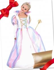 Caixa de presente disfarce princesa com acessórios menina
