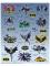 4 Folhas de adesivos Batman™