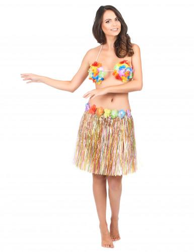 Saia havaiana adulto de várias cores