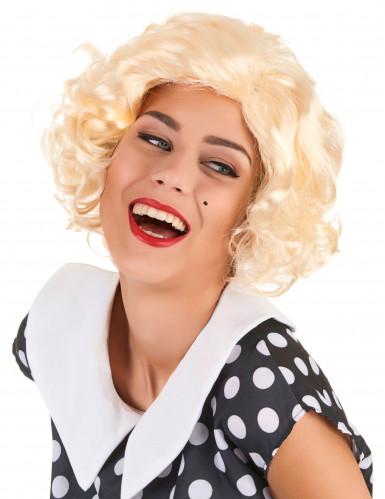 Peruca Marilyn mulher