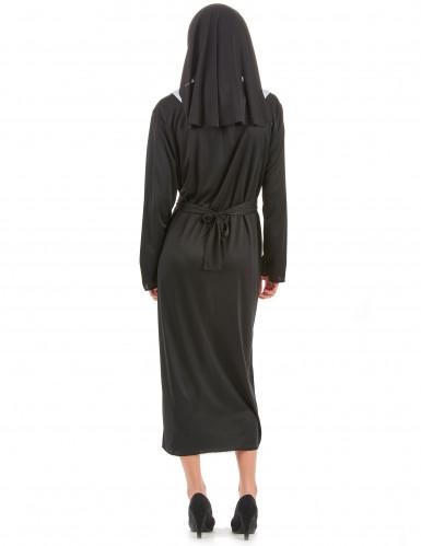 Disfarce de freira adulta-2