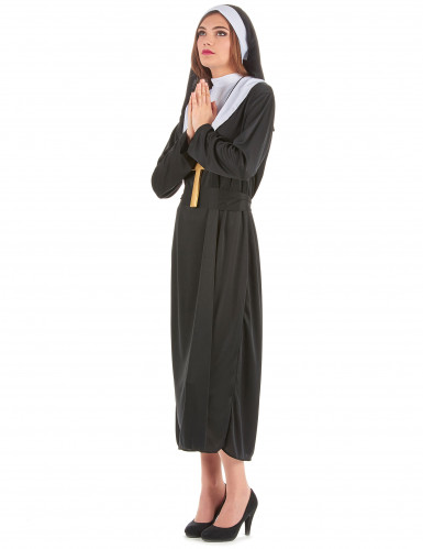 Disfarce de freira adulta-1