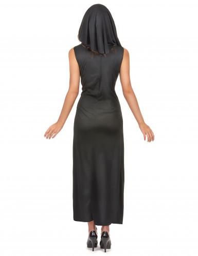 Disfarce de freira sexy-2