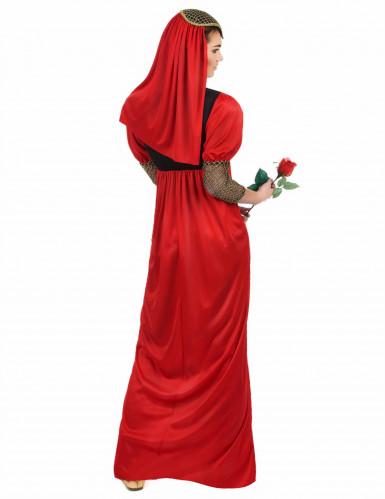 Disfarce medieval para mulher-2