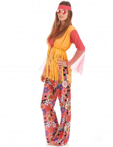 Disfarce hippie de mulher-2