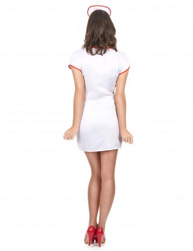 Disfarce de enfermeira sexy-2