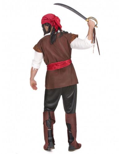 Disfarce de pirata homem-1