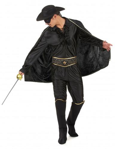 Disfarce de Zorro