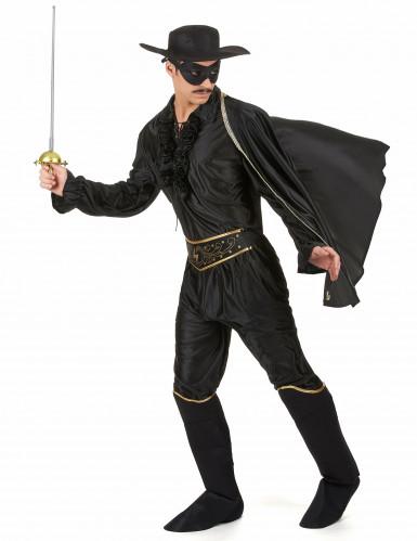 Disfarce de Zorro-1